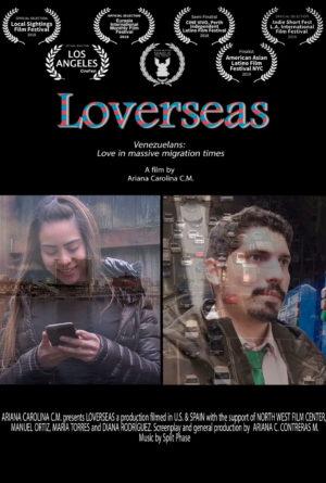 Loverseas Poster