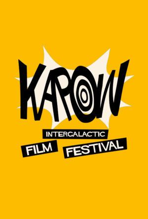 2021 KapowIFF Intro Poster