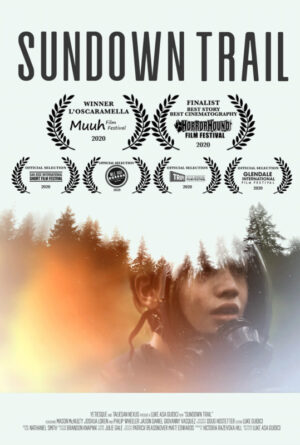 Sundown Trail Poster