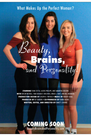 Beauty, Brains and Personality Poster