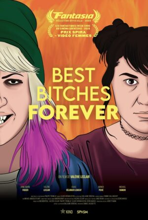 Best Bitches Forever Poster