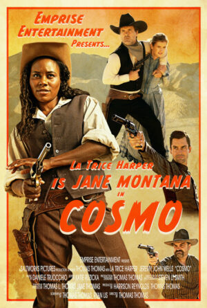 Cosmo Poster