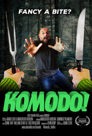 Komodo! Poster