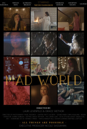 Mad World Poster