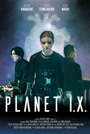 Planet I.X. Poster