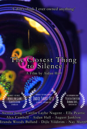 The Closest Thing to Silence Poster