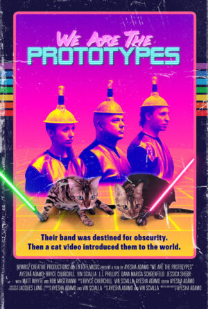 We Are The Prototypes Poster