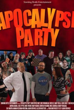 Apocalypse Party Poster