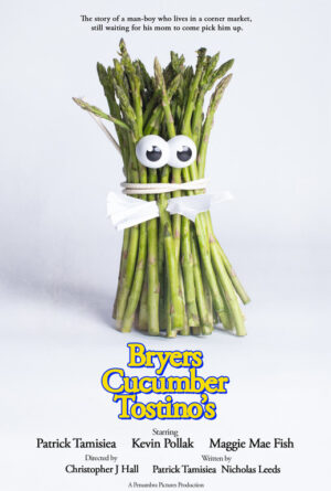Bryers Cucumber Tostino's Poster