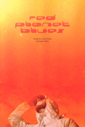 Red Planet Blues Poster
