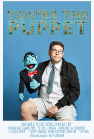 You're the Puppet Poster