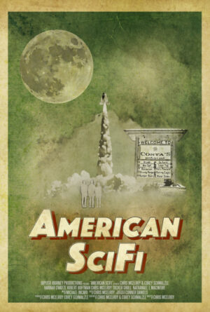 American SciFi Poster