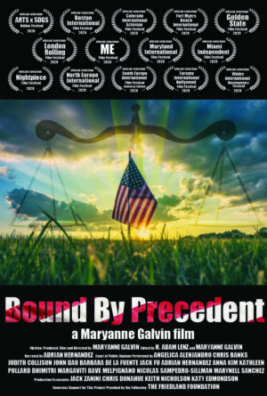 Bound By Precedent Poster