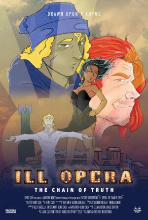 iLL Opera – Chapter V : Woke Poster