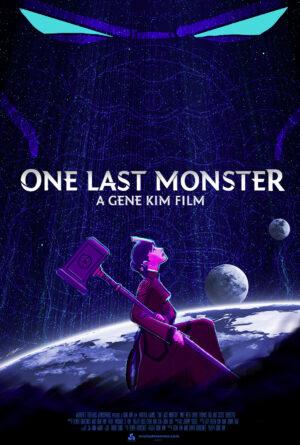 One Last Monster Poster