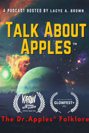 Talk About Apples Poster