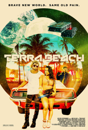 Terra Beach Poster