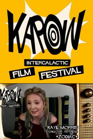 KaPow IFF 2021 – Zodiac (Interview) – Kaye Morris & Jack Skyler Poster